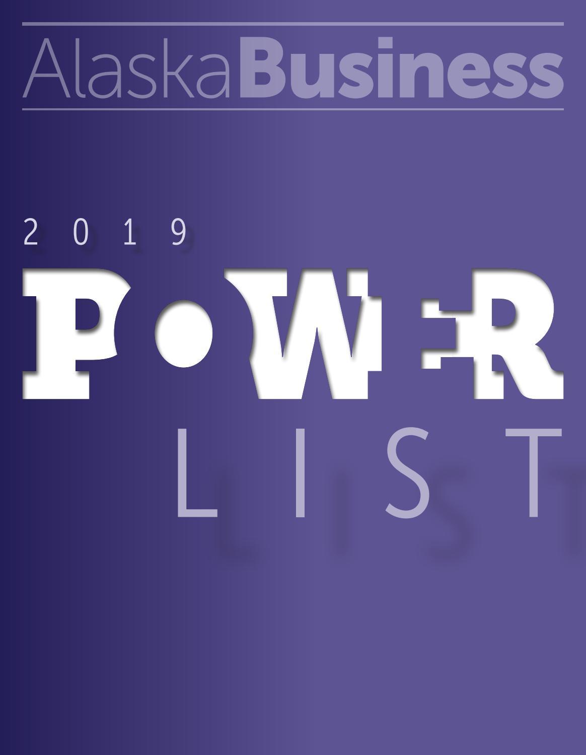 1300 E 223rd Street No 409 Carson California Map.2019 Power List By Alaska Business Issuu