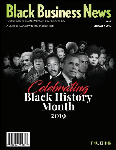 5f2c0057afc February 2019 Issue by Black Business News Group - issuu