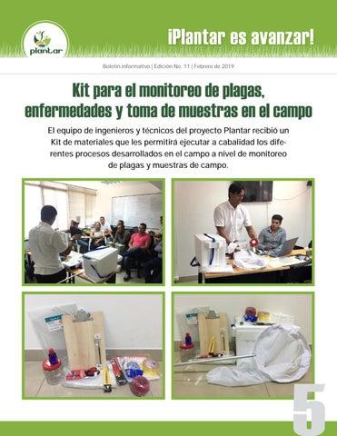 Page 5 of ¡Plantar es Avanzar!