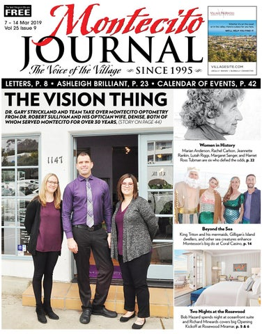 newest 4f1c7 b08c1 The Vision Thing by Montecito Journal - issuu