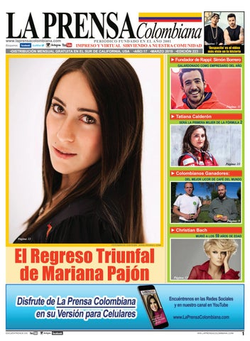 La Prensa Colombiana Marzo 2019 By La Prensa Colombiana Issuu