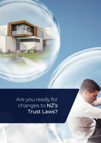 Page 12 of Are you ready for changes to NZ's Trust Laws?