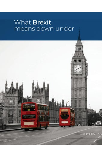 Page 6 of What Brexit Means Down Under