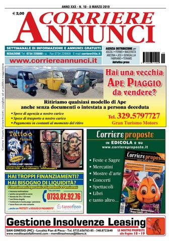 buy popular 8d311 4ab83 Corriere 10-2019