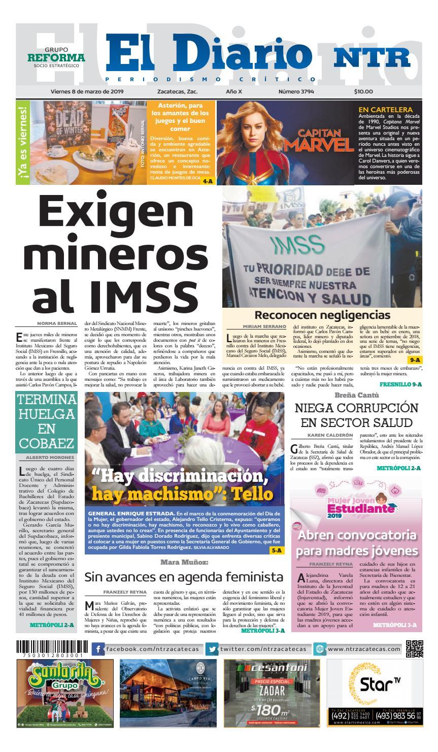 Diario NTR by NTR Medios de Comunicación - issuu