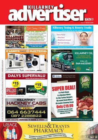 Killarney Advertiser 8th March 2019 by Killarney Advertiser - issuu