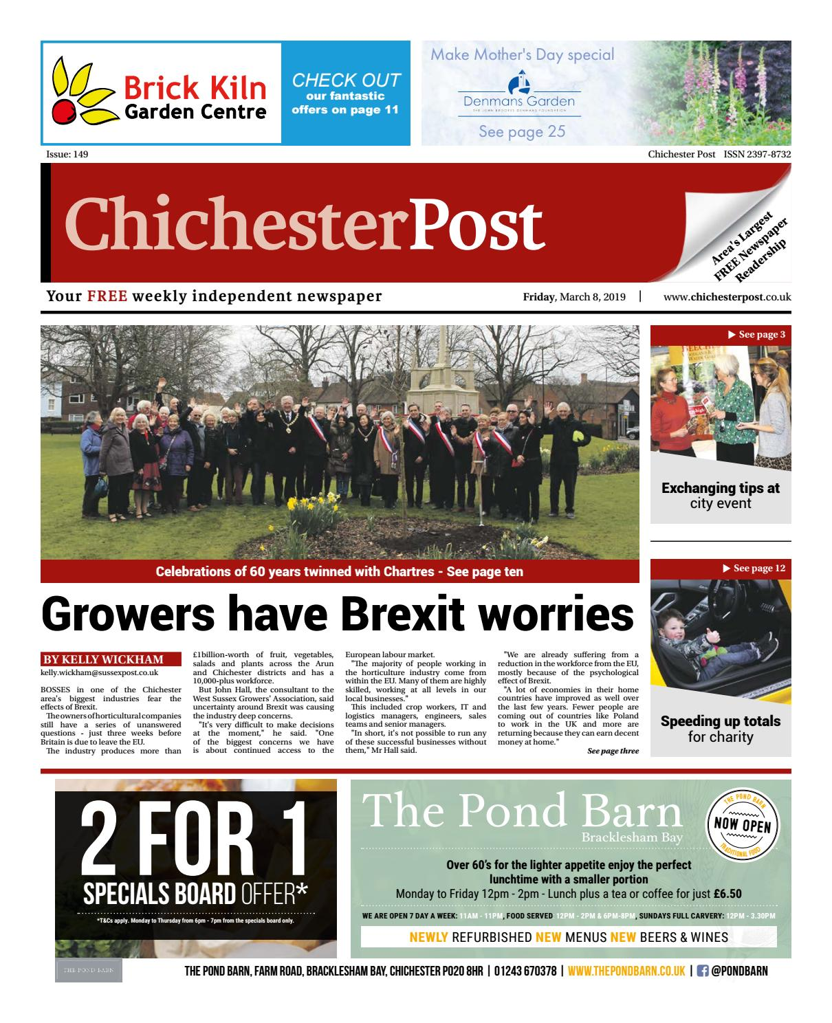 92114d1cee Chichester Post Issue 149 by Post Newspapers - issuu