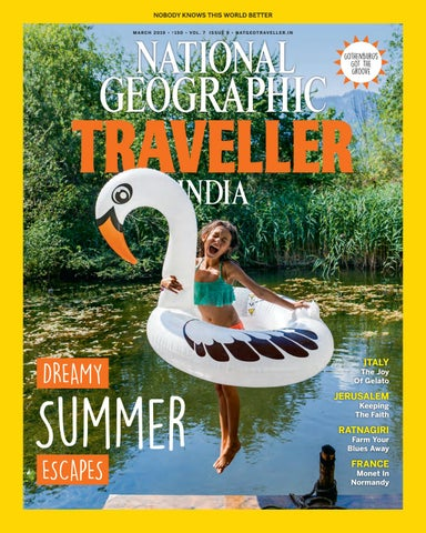 National Geographic Traveller (February/March 2016)