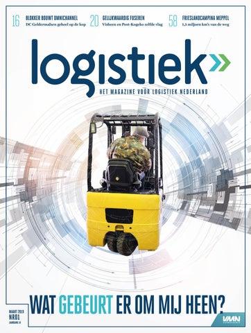 115e3e6acfa7b4 Logistiek 01, 2019 by B+B Vakmedianet - issuu