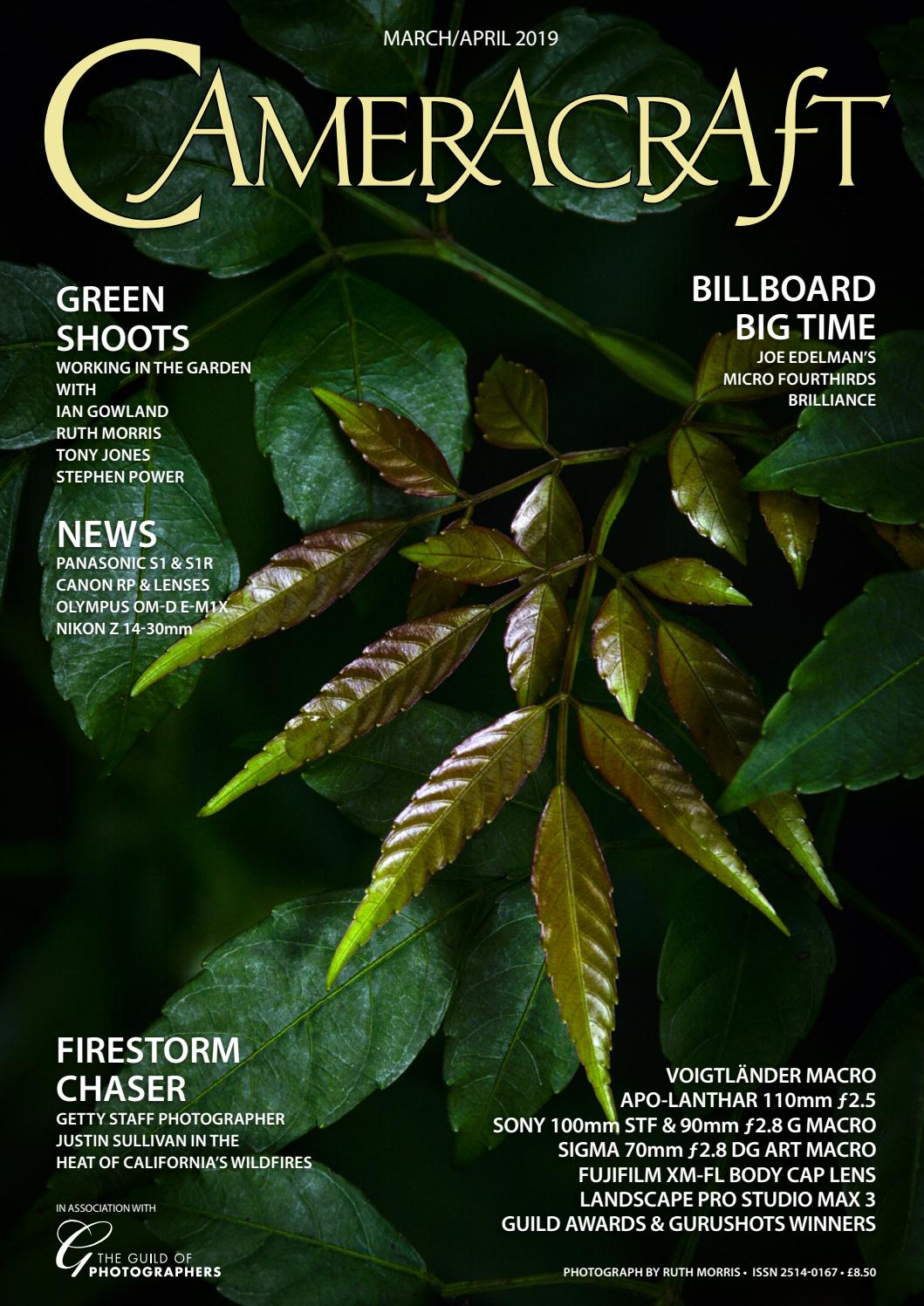 Cameracraft March/April 2019 by Icon Publications Ltd - issuu