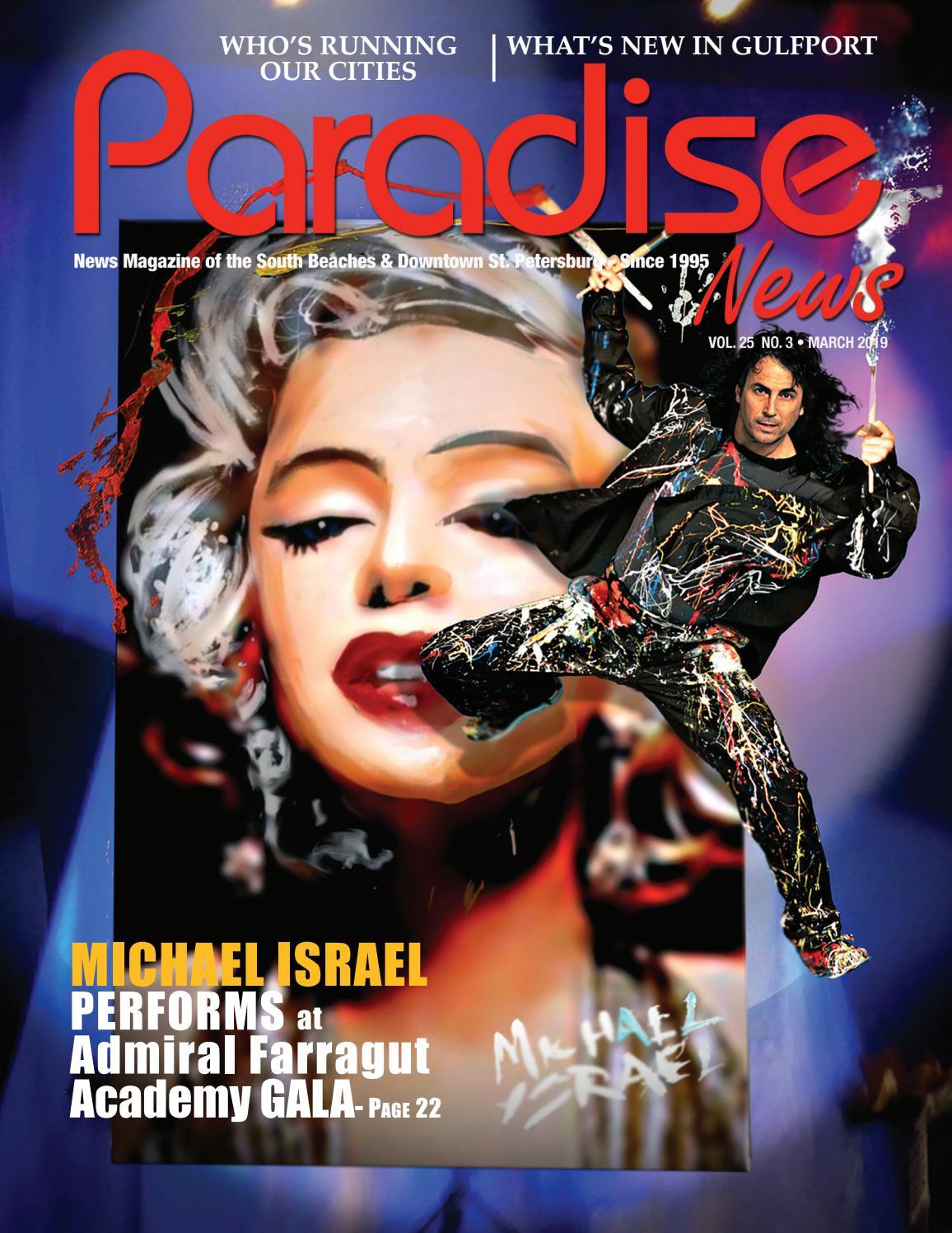 Paradise NEWS March 2019 Issue by ParadiseNewsFL - issuu