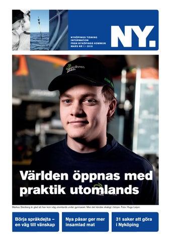 Nyköpings Tidning Nr 1 2019 By Nyköpings Kommun Issuu