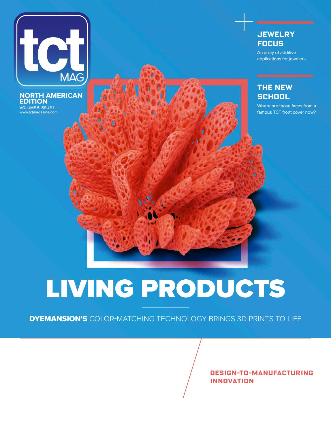 ccc08557 TCT North America 5.1 by TCT Magazine - issuu