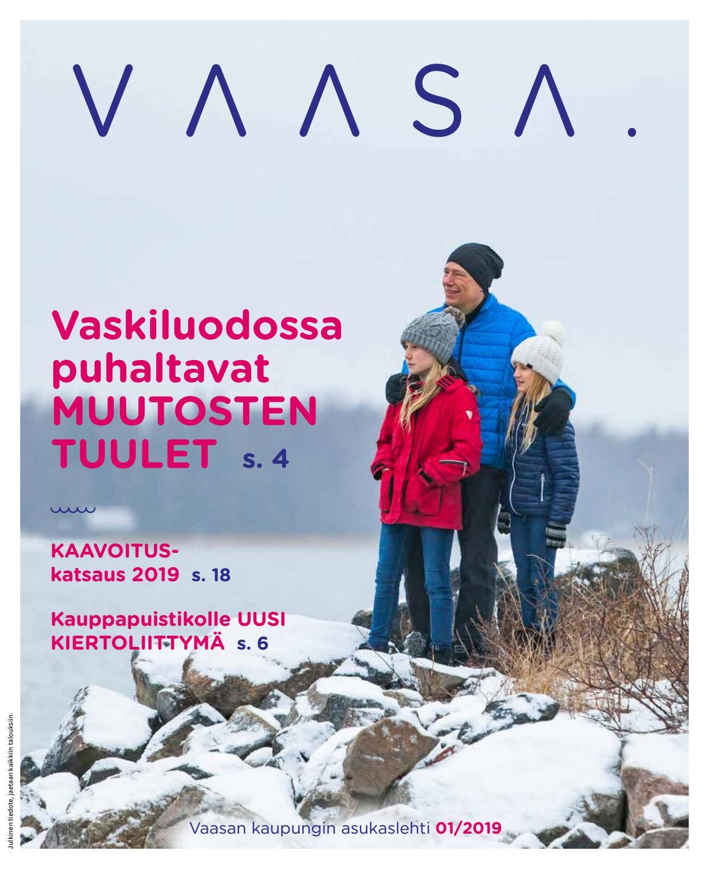 Vaasan Kaupungin Asukaslehti 01 2019 By Vaasan Kaupunki