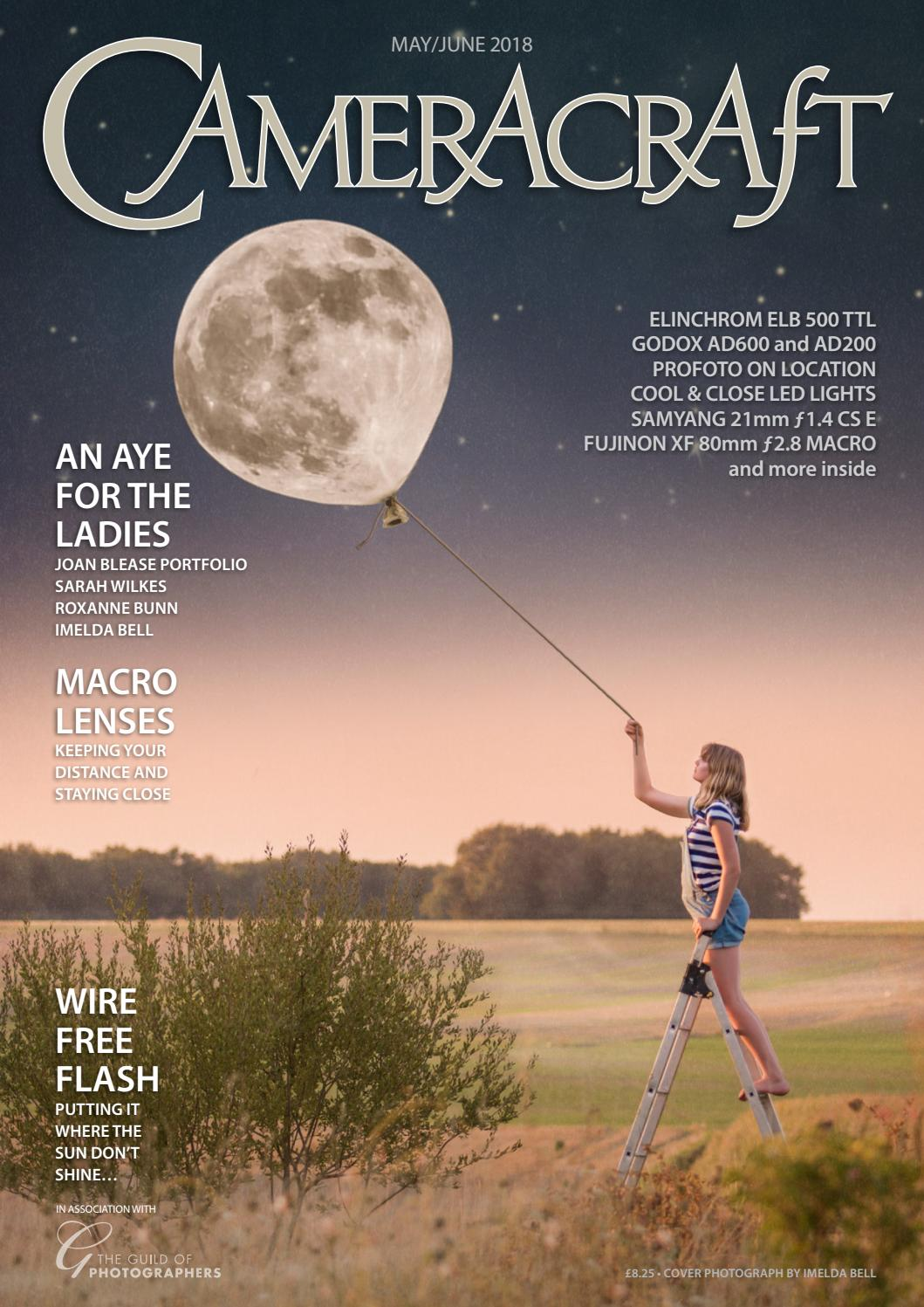 Cameracraft May June2018 By Icon Publications Ltd Issuu