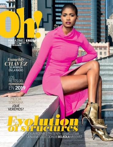 fb7c5ad3f9 Oh Magazine 09-3-2019 by Listín Diario - issuu