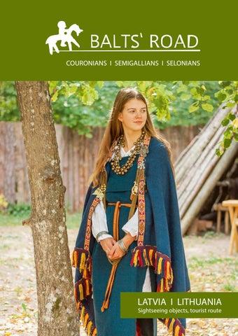 47acf9b87b664 Balts' Road/ Couronians Semigallians Selonians by Liepaja Region ...