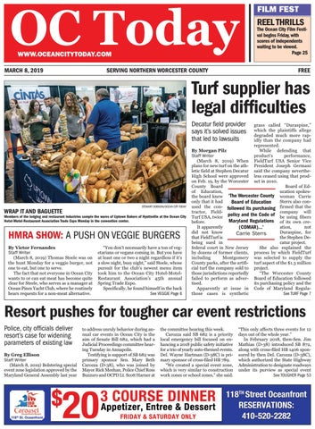 3/8/19 Ocean City Today by ocean city today - issuu
