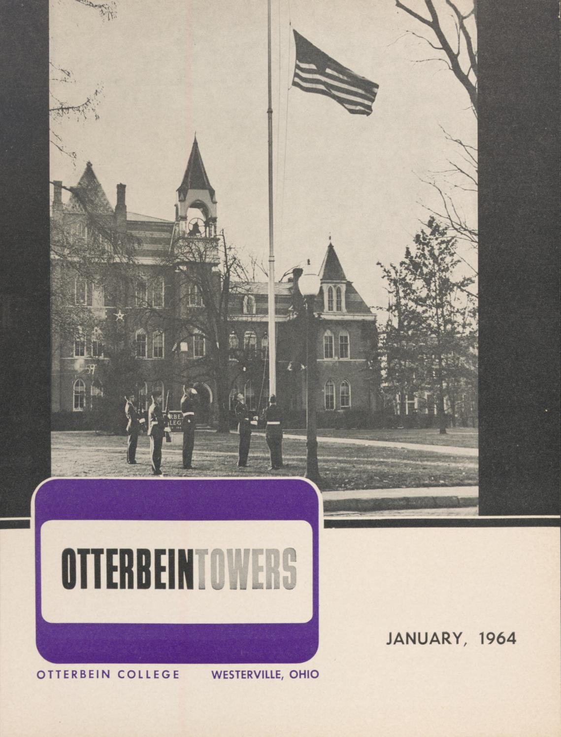1964 January Towers by Otterbein University - issuu