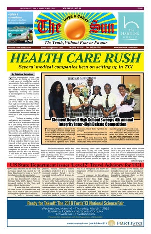 3ec3c45c02 VOLUME 15 ISSUE 08 by The SUN Newspaper - issuu