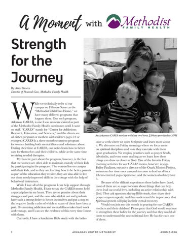 Page 10 of Strength for the Journey