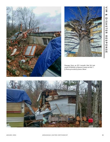 Page 31 of Disaster Response aids in aftermath of Yellville tornado