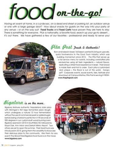 Page 14 of Food On The Go!