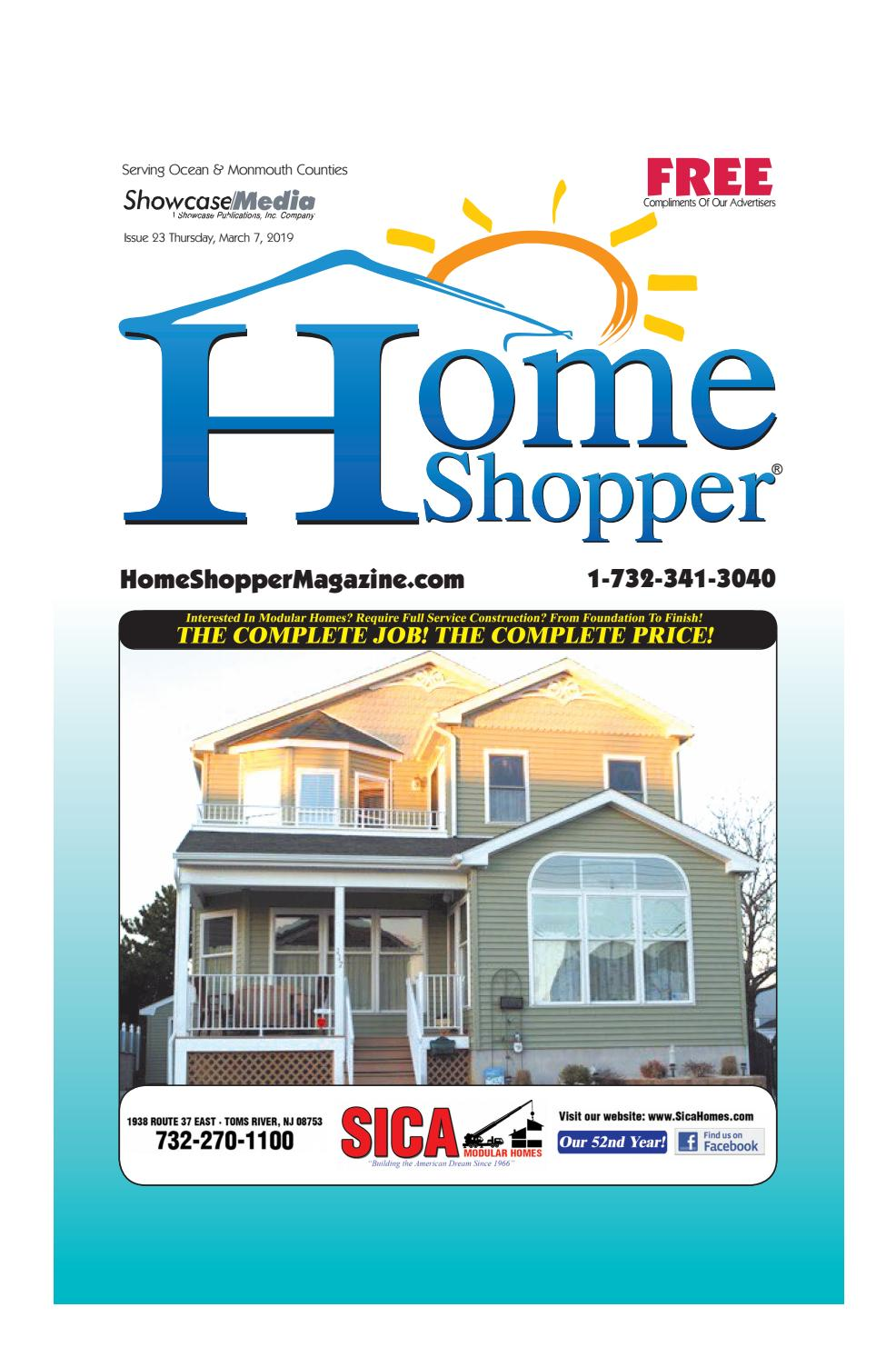 Current Edition) Home Shopper™ – Ocean/Monmouth NJ Region by