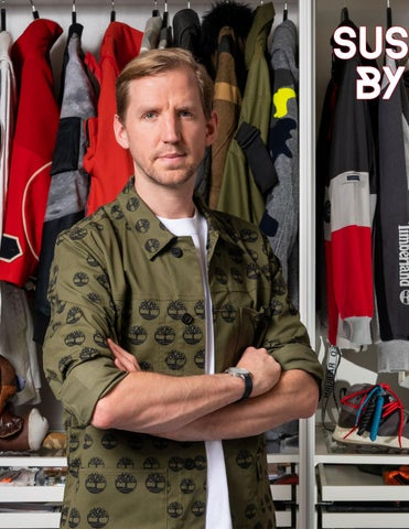 Page 52 of ATHLEISURE MAG FEB 2019 | SUSTAINABLE BY DESIGN WITH CHRISTOPHER RAEBURN