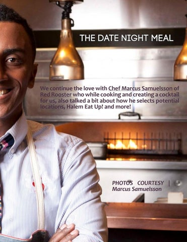 Page 87 of ATHLEISURE MAG FEB 2019 | THE ART OF THE SNACK THE DATE NIGHT MEAL WITH CHEF MARCUS SAMUELSSON