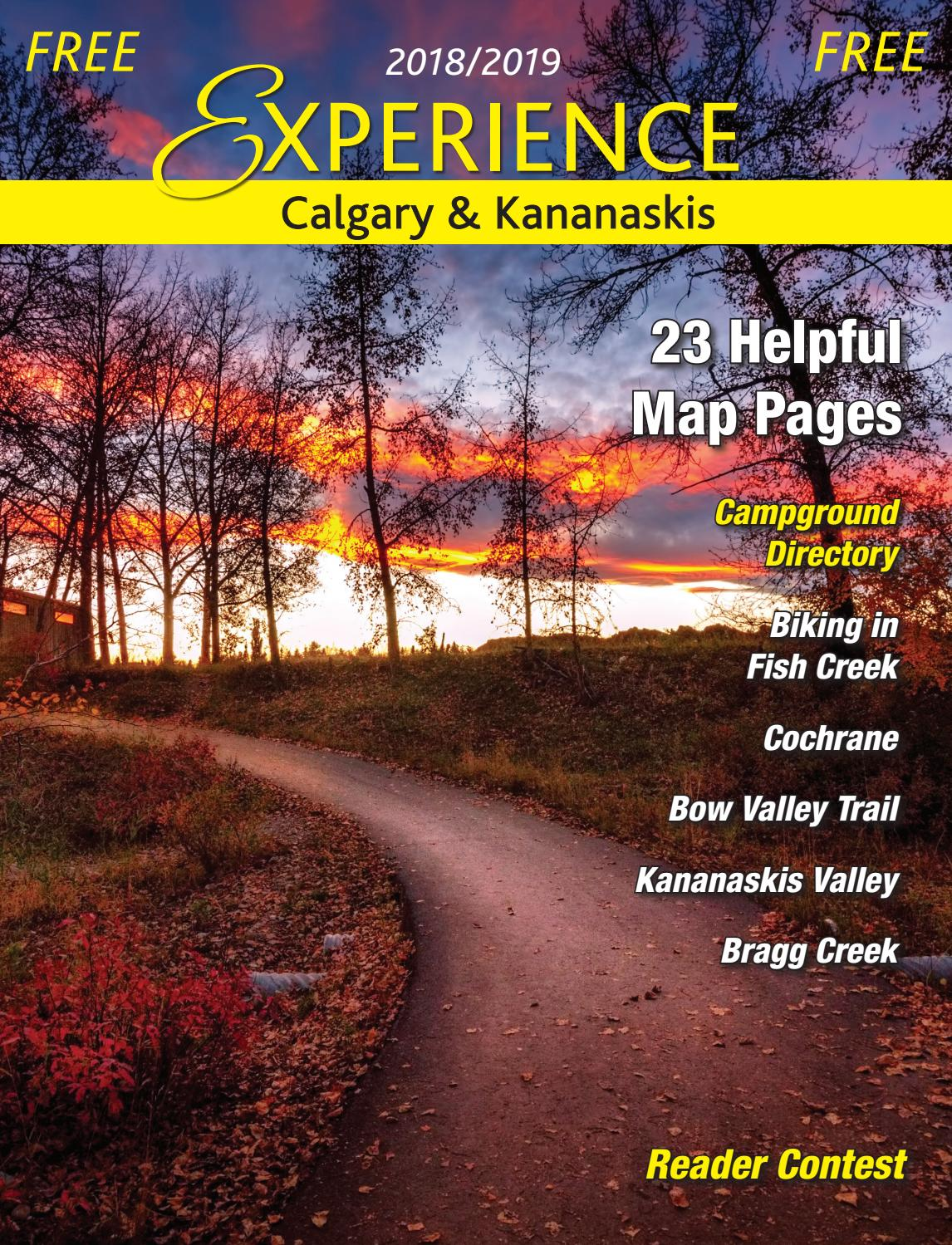 2018 Experience Calgary and Kananaskis by experiencetravelguides - issuu