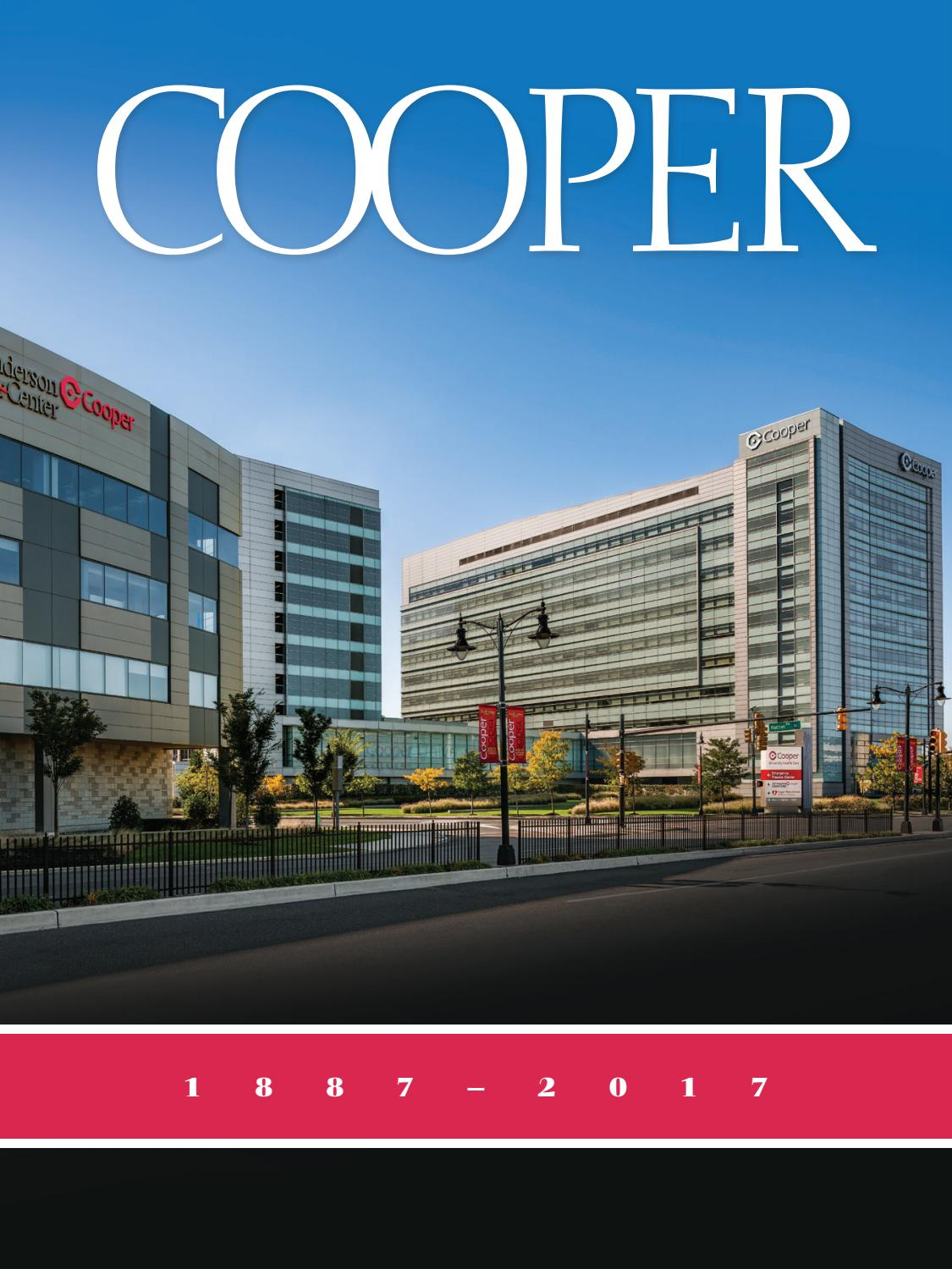 Cooper: The Story of Cooper Hospital 1887 to 2017 by