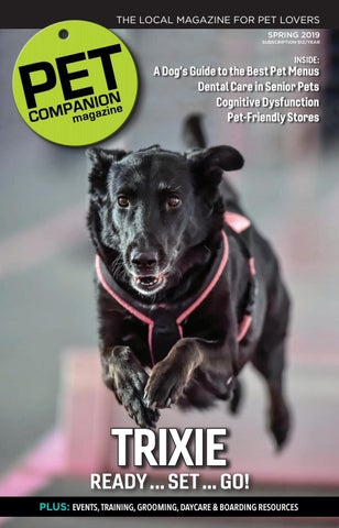 Pet Companion Magazine, Spring 2019 by PetCompanionMag - issuu