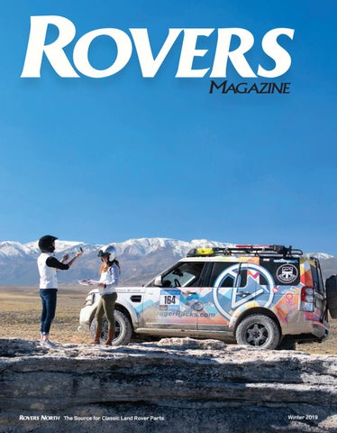 99b52928d Rovers Magazine Winter 2019 by Rovers North - issuu