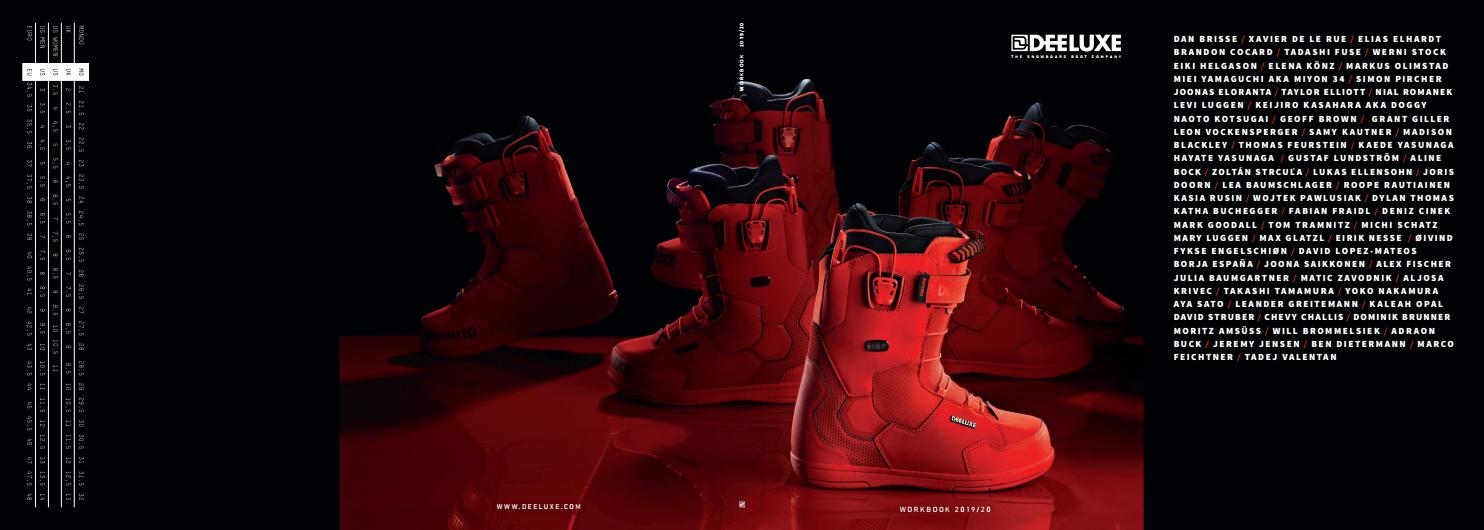 Deeluxe Boots 20192020 by OutdoorSport.ES issuu