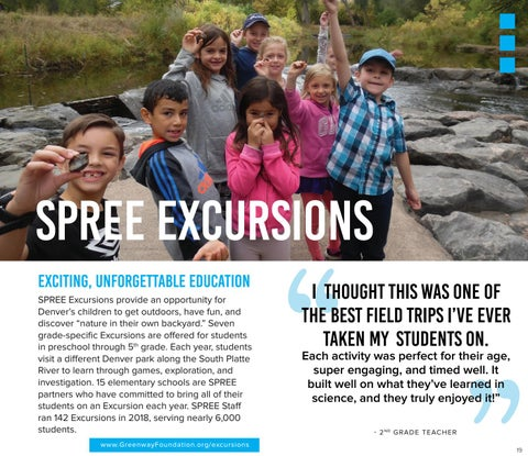 Page 19 of SPREE Excursions