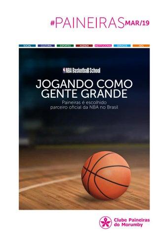 dd178a39d1 Revista Paineiras - Março 2019 by Clube Paineiras do Morumby - issuu