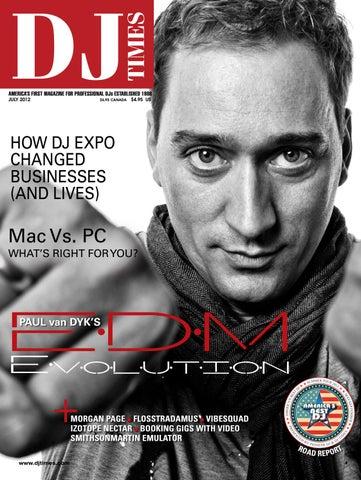 DJ Times July 2012, Vol 25 No 7 by DJ Times Magazine - issuu