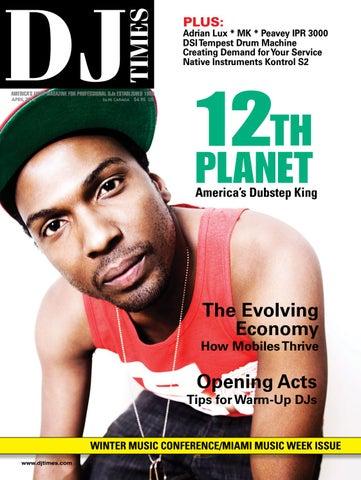 DJ Times April 2012, Vol 25 No 4 by DJ Times Magazine - issuu