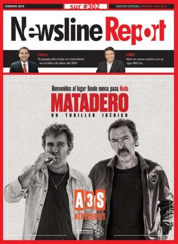 Newsline Report Sur #302 - Edición especial Andina Link