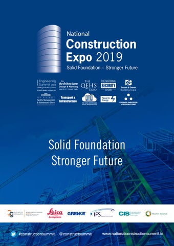 National Construction Expo 2019 by Colin Murphy - issuu