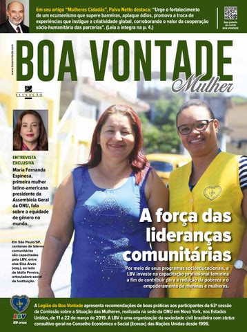 5fea69c5d BOA VONTADE Mulher 2019 by Revista BOA VONTADE - issuu