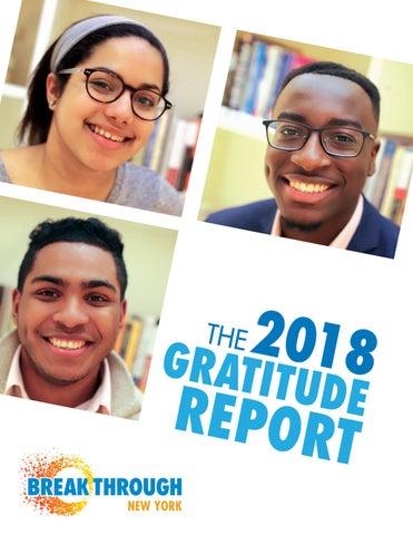FY2017 Gratitude Report by BREAKTHROUGH NEW YORK - issuu