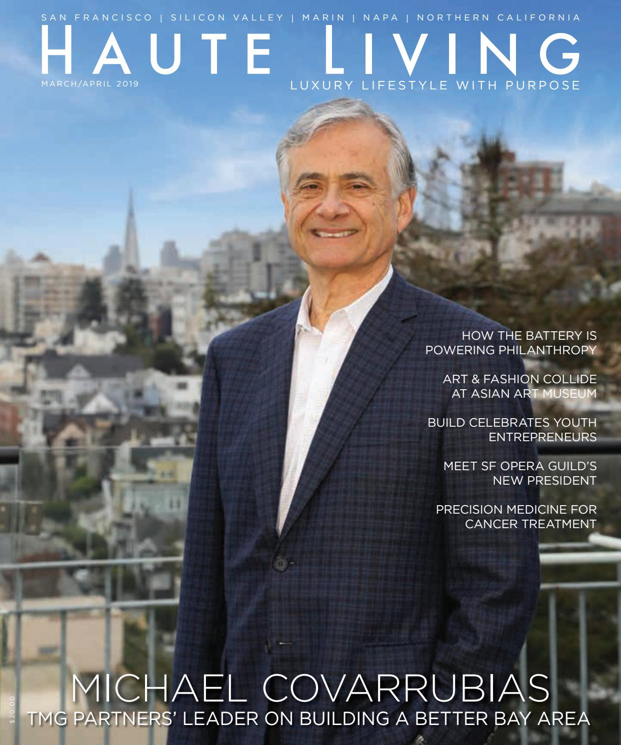 3516343f Haute Living San Francisco March/April 2019 by Haute Living San Francisco -  issuu