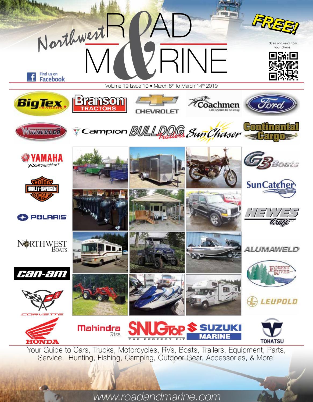 Road and Marine Magazine Vol 19 #10 by Road & Marine