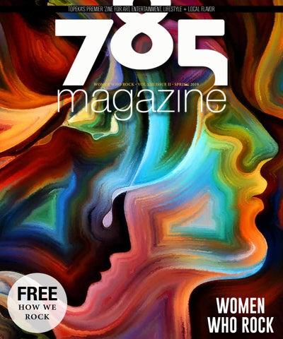 37386e37fc seveneightfive magazine: Women Who Rock by seveneightfive magazine ...