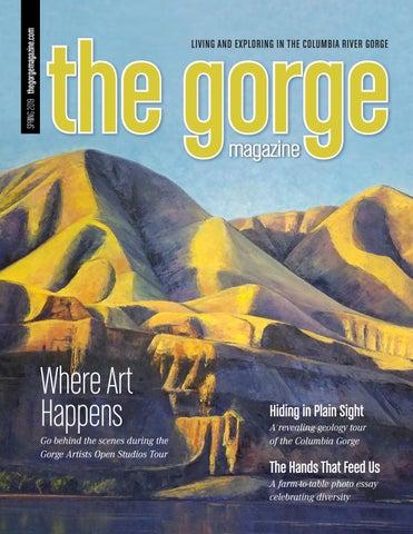 The Gorge Magazine Spring 2019 By The Gorge Magazine Issuu