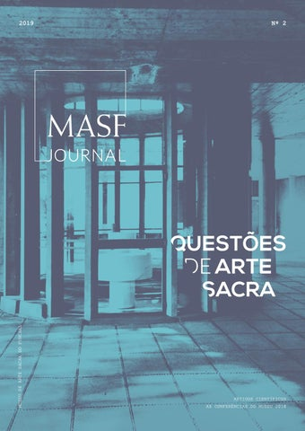 58bc4528c MASF Journal Nº02 by Museu de Arte Sacra do Funchal - issuu