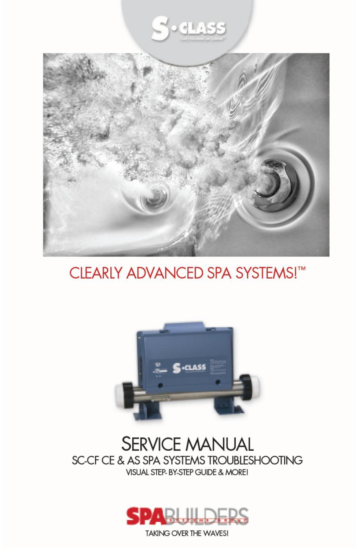 s-class sc-cf-ce control system service manual