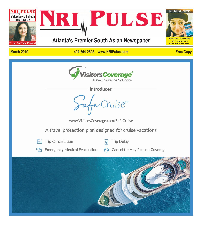 NRI Pulse March 2019 Print Issue by NRI Pulse - issuu